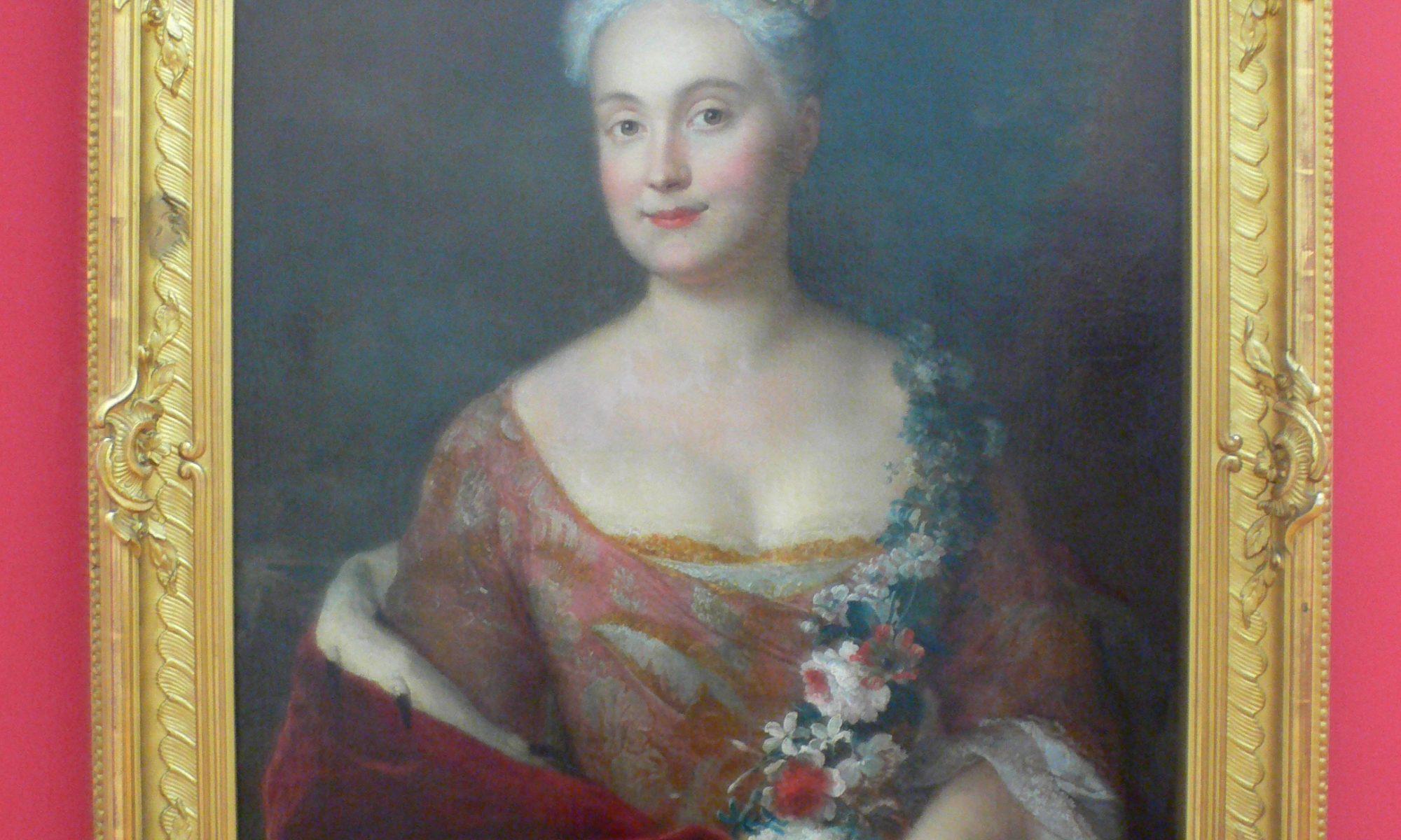 Friederike Luise Markgräfin von Ansbach | Prinzessin von Preussen | Hohenzollern