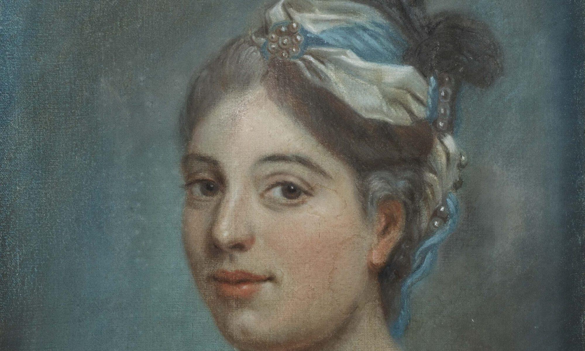 Clairon mademoiselle mätresse markgraf Ansbach Auktion Neumeister